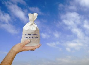 Business Insurance Is Money In The Bag